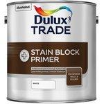 STAIN BLOCK PLUS грунтовка для блокировки старых пятен, белая 1л 5183284