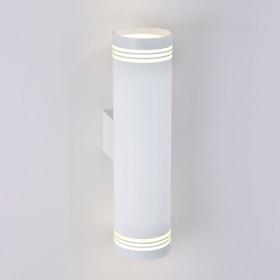 Фото 1/3 MRL LED 1004/ Светильник настенный светодиодный Selin LED белый