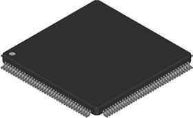 CY7C057V-15AXC, SRAM Chip Async Dual 3.3V 1.125M-bit 32K x 36 15ns 144-Pin TQFP Tray