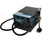 12-0144, Цифровая термовоздушная паяльная станция , 220 В/160-480 °С