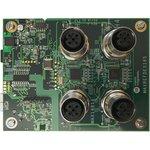 MAXREFDES165#, Evaluation Board, 4-Channel IO-Link Master ...