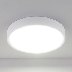 Фото 1/3 DLR034 18W 4200K/ Светильник светодиодный стационарный