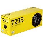 Картридж T2 729B TC-C729B, черный