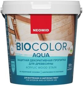 Фото 1/2 BIO COLOR aqua белый /9л/ Н -AQUA-9/бел