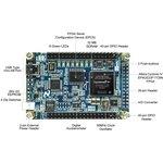Фото 2/3 DE0-Nano, Отладочная плата на базе FPGA Altera Cyclone IV EP4CE22F17