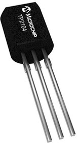 Фото 1/3 TP2104N3-G, Транзистор MOSFET P-CH 40V 0.175A [TO-92]
