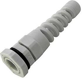 MGB16P-10G, Ввод кабельный, полиамид, серый