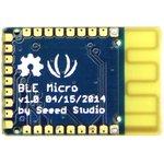 Фото 2/4 Seeed Micro BLE Module w& Cortex-M0 Based nRF51822 SoC, Беспроводной модуль Bluetooth Smart на базе SoC nRF51822
