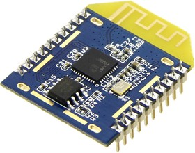 Фото 1/5 Mesh Bee - Open Source Zigbee Pro Module with MCU (JN5168), Беспроводной модуль ZigBee Pro форм-фактора XBee