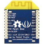 Фото 4/5 Mesh Bee - Open Source Zigbee Pro Module with MCU (JN5168), Беспроводной модуль ZigBee Pro форм-фактора XBee