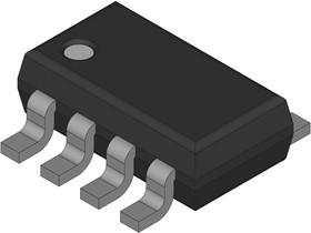 AD5227BUJZ50-RL7, Digital Potentiometer 50kOhm 64POS Volatile Automotive 8-Pin TSOT T/R