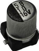 Фото 1/3 MAL215371101E3, Cap Aluminum Lytic 100uF 50V 20% (10 X 10mm) SMD 0.3 Ohm 320mA 3000h 105°C T/R