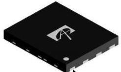 AON6403, Trans MOSFET P-CH 30V 85A 8-Pin DFN EP T/R