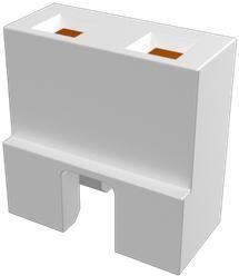 71363-202, 2.54mm (0.1inch) Centerline, Single Row, High Body Shunt 0.76 um (30 uin) Gold Plating