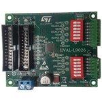 EVAL-L9026-YO, Evaluation Board, L9026, Configurable Multi-Channel Driver