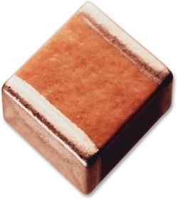 Фото 1/3 C0603C331K1RACTU, Многослойный керамический конденсатор, 0603 [1608 Метрический], 330 пФ, 100 В, ± 10%, X7R, серия C