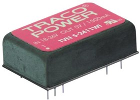 TVN 5-4813WI, DC/DC Converter Isolated