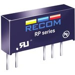 Фото 2/2 RP-0524S, Module DC-DC 5VIN 1-OUT 24V 0.042A 1W Medical 4-Pin SIP Tube