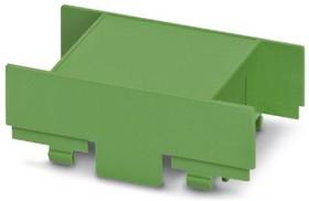 2764179, Housing Cover,For Connection On Both Sides, Acrylonitrile Butadiene Styrene