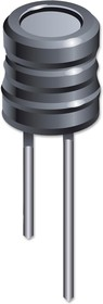 RLB1314-3R3ML, Inductor, Radial, RLB Series, 3.3 µH, 5.6 A, 8000 µohm, ± 20%