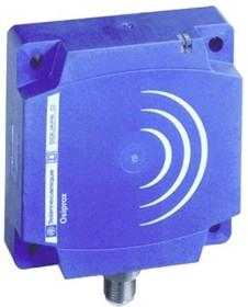 XS7D1A1PAM12DIN, 80mm Flush Mount Mount, Inductive Sensor PNP-NO Output, 40 mm Detection, IP67