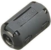 Фото 1/3 ZCAT2235-1030A-BK, 8…10мм, Фильтр на круглый кабель (черный)