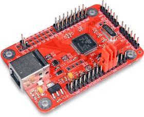Reflex, USB Hi-Res transport 32bit/96kHz, 2xI2S, TDM8, STM32F446RC