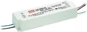Фото 1/7 LPF-60D-24, AC/DC LED, 24В,2.5А,60Вт,IP67 блок питания для светодиодного освещения