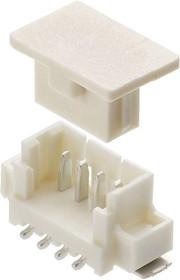 0533980267, Conn Shrouded Header (3 Sides) HDR 2 POS 1.25mm Solder ST SMD T/R