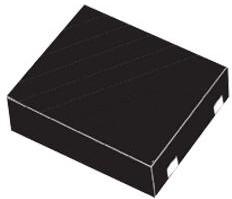 XC6221B332GR-G, LDO Voltage Regulator, Fixed, 1.6 V to 6 V in, 80 mV Drop, 3.3 V/250 mA out, USP-4