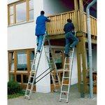 Фото 5/9 Corda Универсальная лестница 3x11 010421