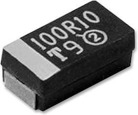 TR3B105K035C2000, Surface Mount Tantalum Capacitor, TANTAMOUNT®, 1 мкФ, 35 В, Серия TR3, ± 10%