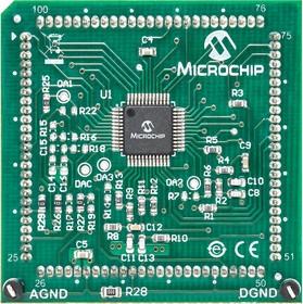 MA330050-2, dsPIC33CK64MP105 Plug-In Module