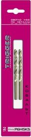 Сверло по металлу КОБАЛЬТ 3,3мм 2шт в уп Р6М5К5 74233 тов-122260