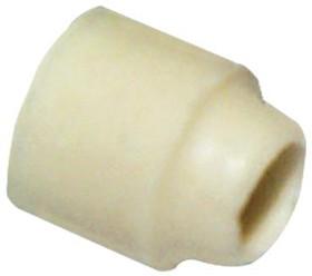 13.86.235, Разделитель, обжатый круглый, керамический, 5x5.3мм
