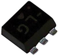 BSL308CH6327XTSA1, Двойной МОП-транзистор, N и P Дополнение, 2.3 А, 30 В, 0.044 Ом, 10 В, 1.6 В