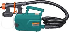 Краскораспылитель STURM SG9660B 600Вт 1100мл/мин 700мл 1.9кг