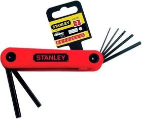 Набор торцевых ключей STANLEY 4-69-261 складных 1.5-6мм 7шт.