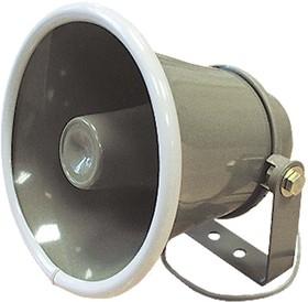 Громкоговоритель(Динамик в корпусе), диаметр 160мм, глубина 150мм, 8 Ом, 15 Вт, №8263 громкоговоритель 160x150\ 8\15\\PA-60\