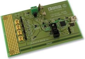 EVAL-AD7156EBZ, Evaluation Board, Ultralow Power, 1.8V, 3mm × 3mm, 2 Channel Capacitance Converter