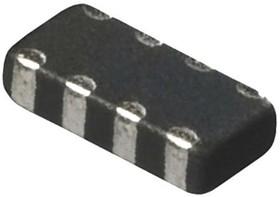 Фото 1/2 BLA2ABB221SN4D, Ferrite Beads Chip Array 220Ohm 25% 100MHz 0.05A 0.9Ohm DCR 0804 T/R