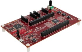 DM330030, Development Board, dsPIC33CK Curiosity Board, Digital Signal Controllers, 2 x MikroBUS Sockets