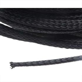 Плетеный рукав полиамидный мягий Ф 4 мм 1 м