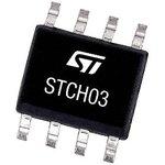 STCH03TR, ШИМ контроллер, токовый режим, питание 11.5В до ...