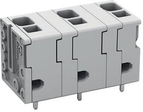 2624-3504, Клеммная колодка типа провод к плате, 11.5 мм, 4 вывод(-ов), 24 AWG, 10 AWG, 6 мм², Вставной