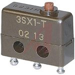 3SX1-T, MICROSWITCH, SPDT, 1A