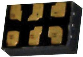 Фото 1/2 MAX44260AYT+T, Операционный усилитель, I/O с полным размахом напряжения, 1 Усилитель, 15 МГц, 7 В/мкс