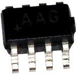 MAX44263AXA+T, Операционный усилитель, I/O с полным размахом напряжения ...