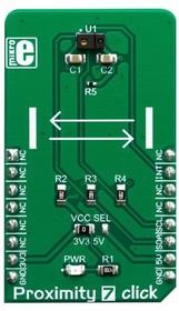 MIKROE-3330, ADPS9930 Proximity Sensor Click Board