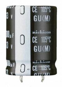 Фото 1/2 LGU2W101MELZ, Capacitor Snap In GU Seri